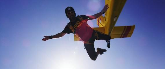 SKYDIVE DUBAI 2012 - 4K