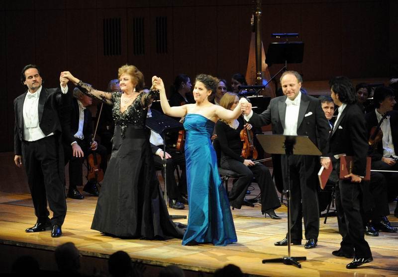 Pre apocalypse now: Gruberova  a chanté Anna Bolena au Gasteig de Munich