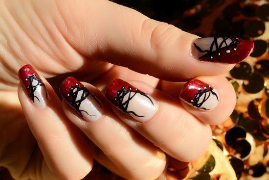 nail art gel noel
