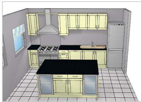 retour en belgique etape 3 la cuisine paperblog. Black Bedroom Furniture Sets. Home Design Ideas