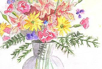 Le p re no l est en avance aquarelle voir for Alexandre jardin joyeux noel