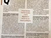 Politique: pourquoi Jacques Julliard oublie médias
