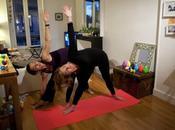 Yoga domicile, bien-être votre porte.