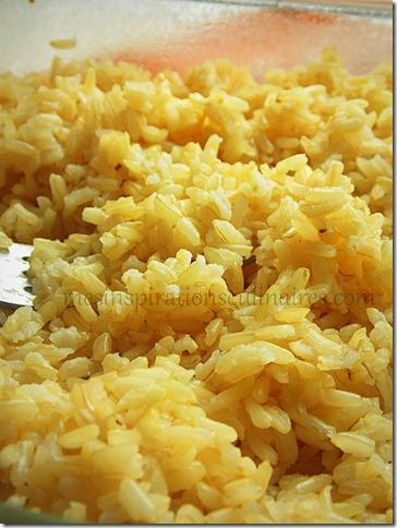 Riz brun comment cuire le riz au four methode facile paperblog - Comment cuire des chataignes au four ...