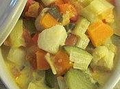 Cocotte noix saint jacques légumes