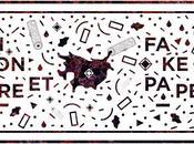 Graphiste mois Fake Paper