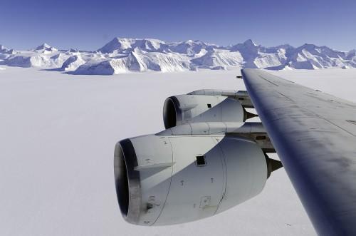 Climat : l'importante fonte des glaces dans l'Antarctique ouest inquiète les experts