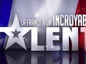 Programme Décembre 2012 France incroyable talent soir