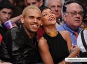 Chris Brown Rihanna officiellement couple pour Noël