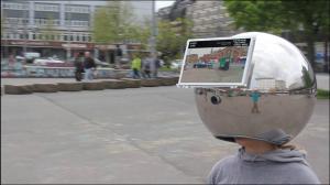 Le Decelerator Helmet offre une expérience de réalité virtuelle ralentie !