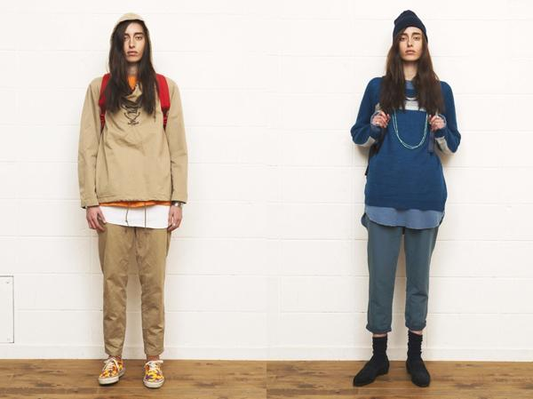 UNUSED – S/S 2013 COLLECTION LOOKBOOK