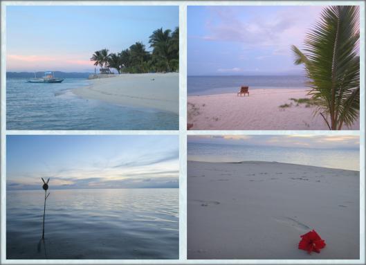 Philippines - Roxas - Modessa island resort paysages