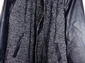 [Shooting Inspiration] manteau Bi-matière, craquage hivernal