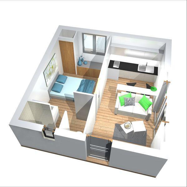 Maison en bois conception paperblog for Conception maison bois