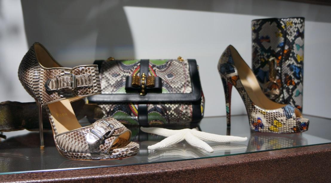 Preview  Christian Louboutin : la collection Printemps t 2013