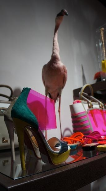 Preview  Christian Louboutin : la collection Printemps été 2013