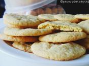Cookies très vanillés (genre, bien vanillés)