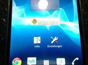 Sony Xperia Lancement pour janvier 2013