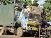 Thaïlande, routiers l'extrême