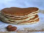 Pancakes lait d'amande