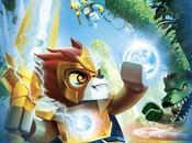 LEGO Legends Chima jeux