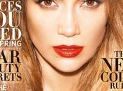 Jennifer Lopez jeunette pour Harper's Bazaar