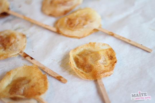 Sucette de foie gras confiture ananas fruit du baobab for Amuse bouche foie gras aperitif