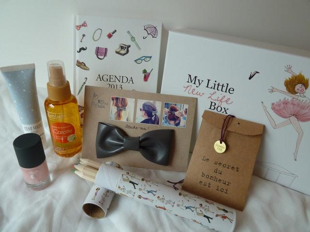 My Little Box - Janvier 2013