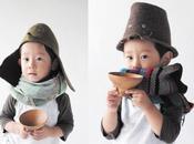 japanese style lovely felt hats little boys