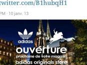 Prochainement Adidas Store Clermont-Ferrand