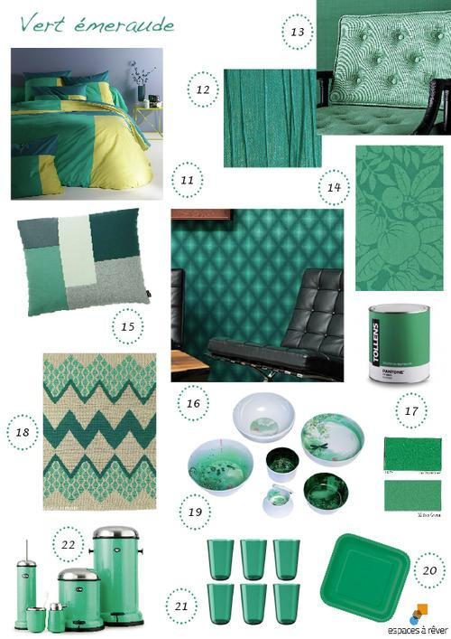 bonne ann e 2013 plac e sous la couleur vert emeraude la th orie 1 2 lire. Black Bedroom Furniture Sets. Home Design Ideas