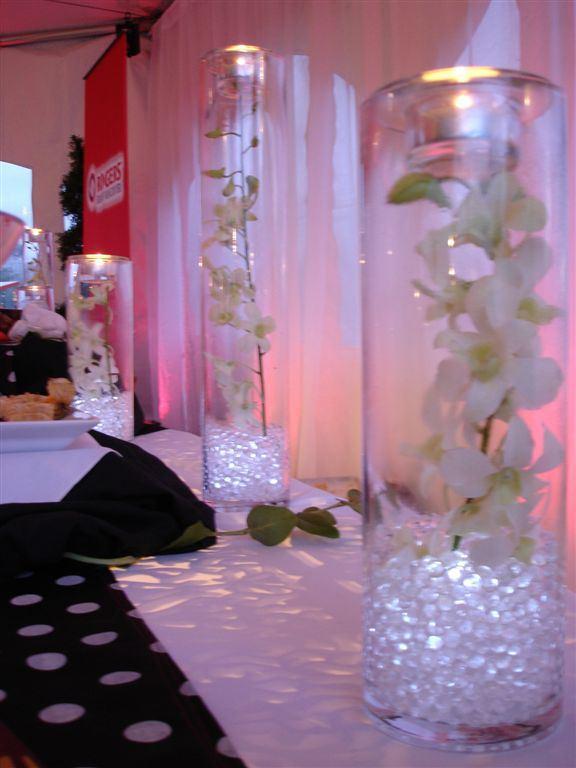 Pots plastique pot plastique sur enperdresonlapin - Decoration de table avec bougies ...