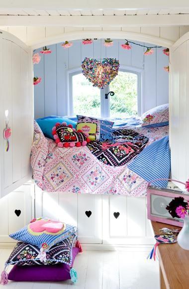 Tendance d co boh me d couvrir for Photo deco slaapkamer meisje