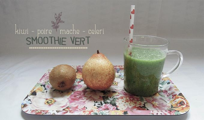 mes petites astuces detox recette de smoothie vert dedans paperblog. Black Bedroom Furniture Sets. Home Design Ideas