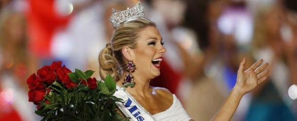 Découvrez la nouvelle Miss America, Mallory Hagan