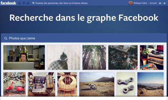 Facebook lance Graph Search, son moteur de recherche social