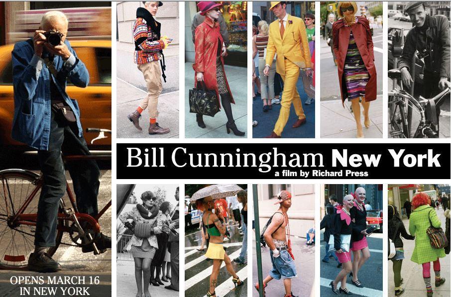 Bill Cunningham New York : doc sur le père du street style