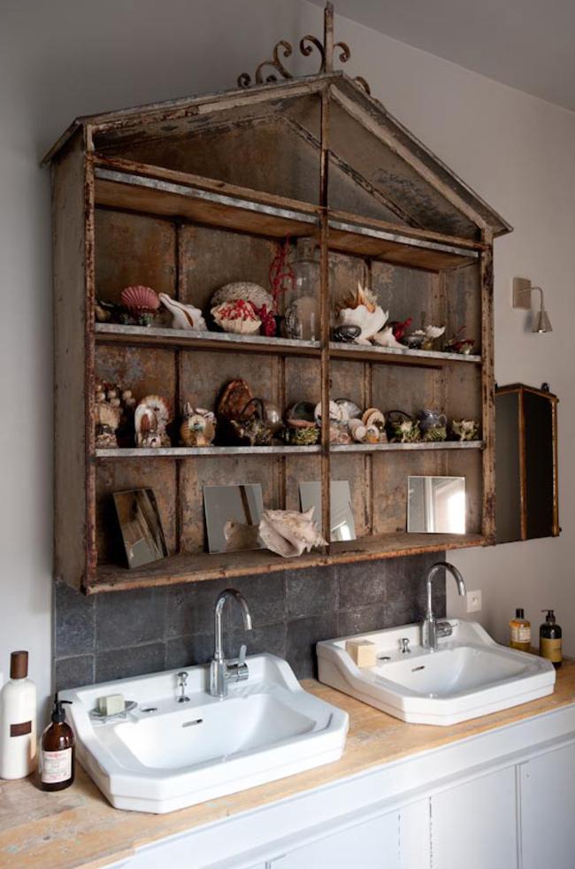 id es d co une salle de bain l esprit classique paperblog. Black Bedroom Furniture Sets. Home Design Ideas