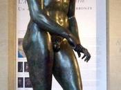 athlète antique bronze