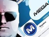 Dotcom lance MEGA dimanche, nouveau site partage fichiers