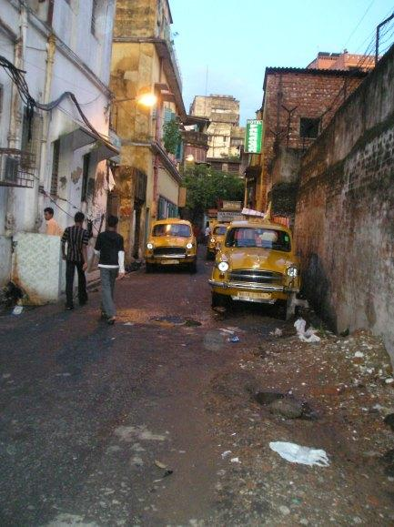 Sudder Street - Calcutta