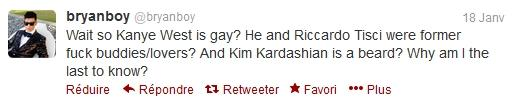 Pourquoi kanye west est un poisson gay