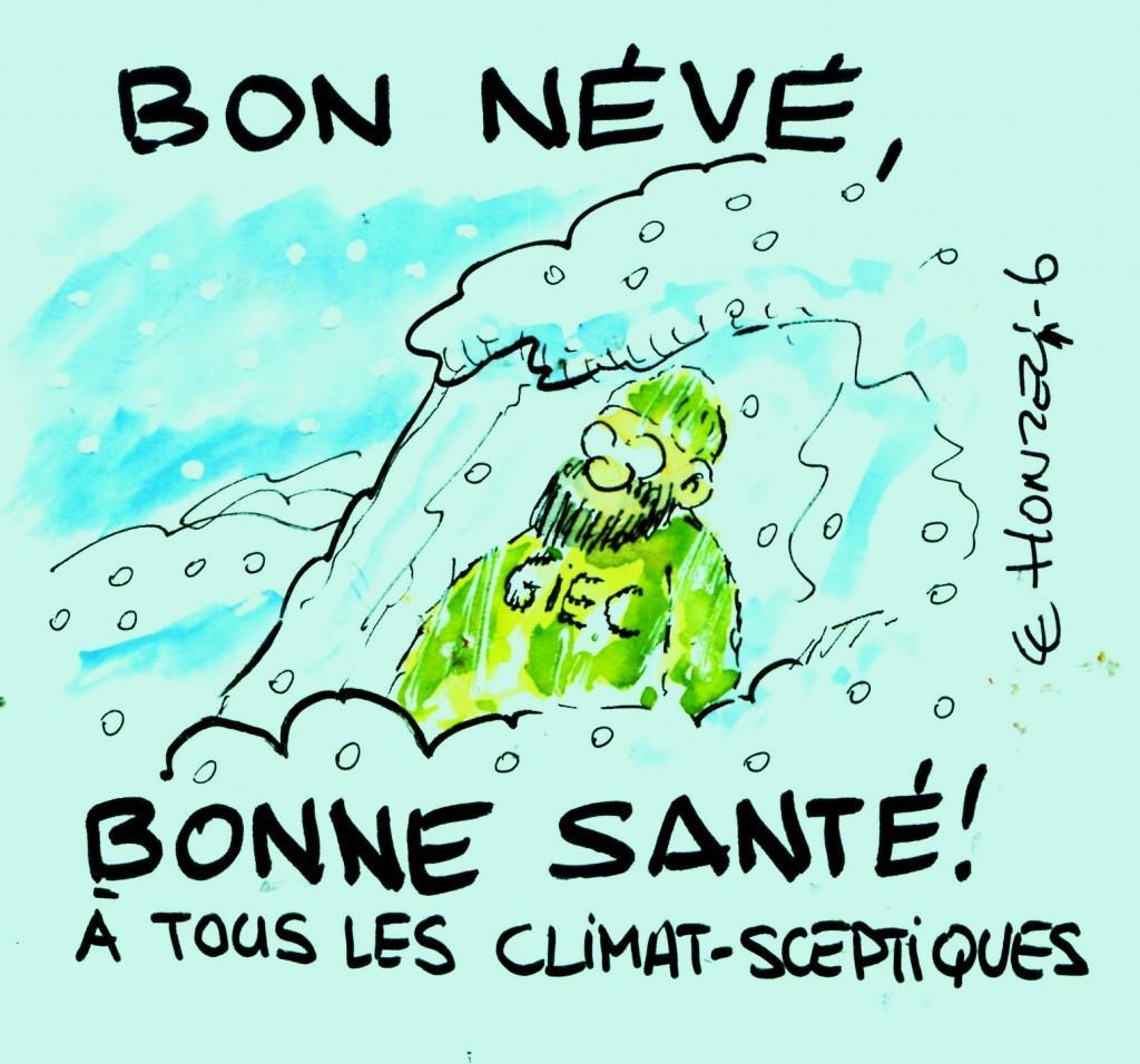 Changement climatique : Ice Age