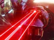 Vidéo: recrée laser l'armure d'Iron dans Avengers