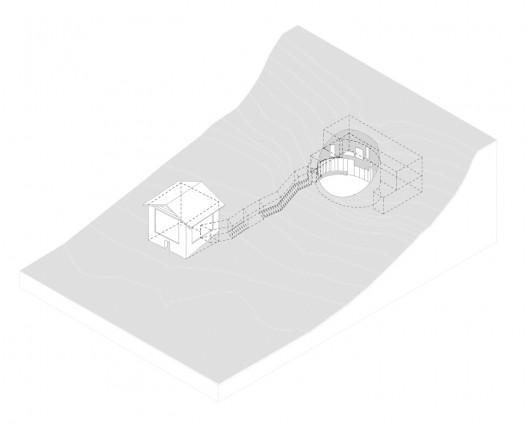 Maison d'architectes et de designers : Villa Vals, comment vivre le béton ?