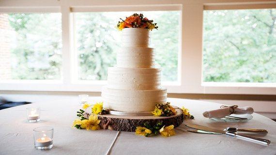 Le bois: un accessoire déco pour un mariage en plein air - Paperblog