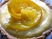 Echapper froid. Tartelettes deux oranges.