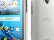 Acer Liquid plongée dans moyenne gamme