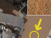nouvelles Mars Curiosity trouvé objets brillants