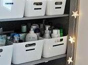 Comment organiser une salle de bain sans placard lire - Organiser salle de bain ...